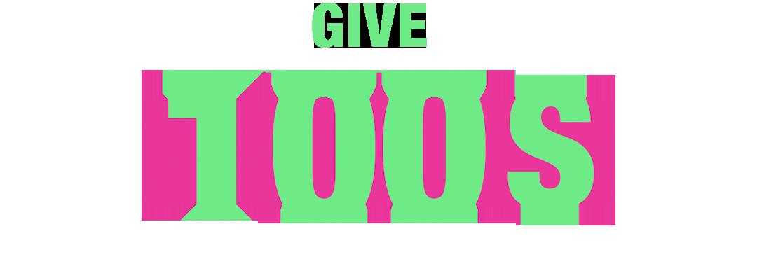 Donnez 100$