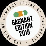 Prix impact social 2019 - Pour 3 Points